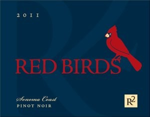 Red Birds Pinot Noir 2011