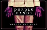 purple hands red blend 2009