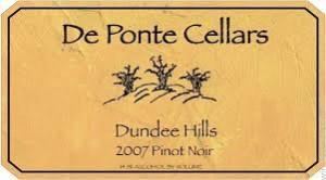 De Ponte Cellars PN