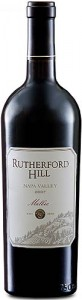 Rutherford Hill Malbec 2007